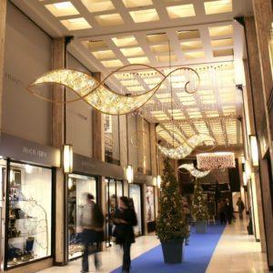brighton arabesque corridor display