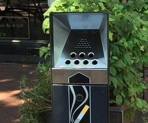 ashguard ashtray