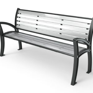 Ergo Aluminum bench
