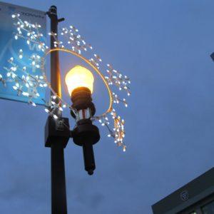 custom bulb lit display peterborough