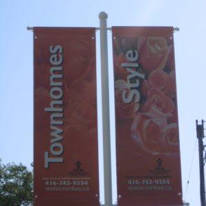 custom banners ron mckay management