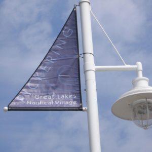 custom banners pickering waterfront