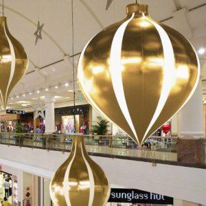 chiba inflatable christmas ornament