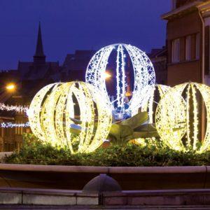 riga illuminated sphere