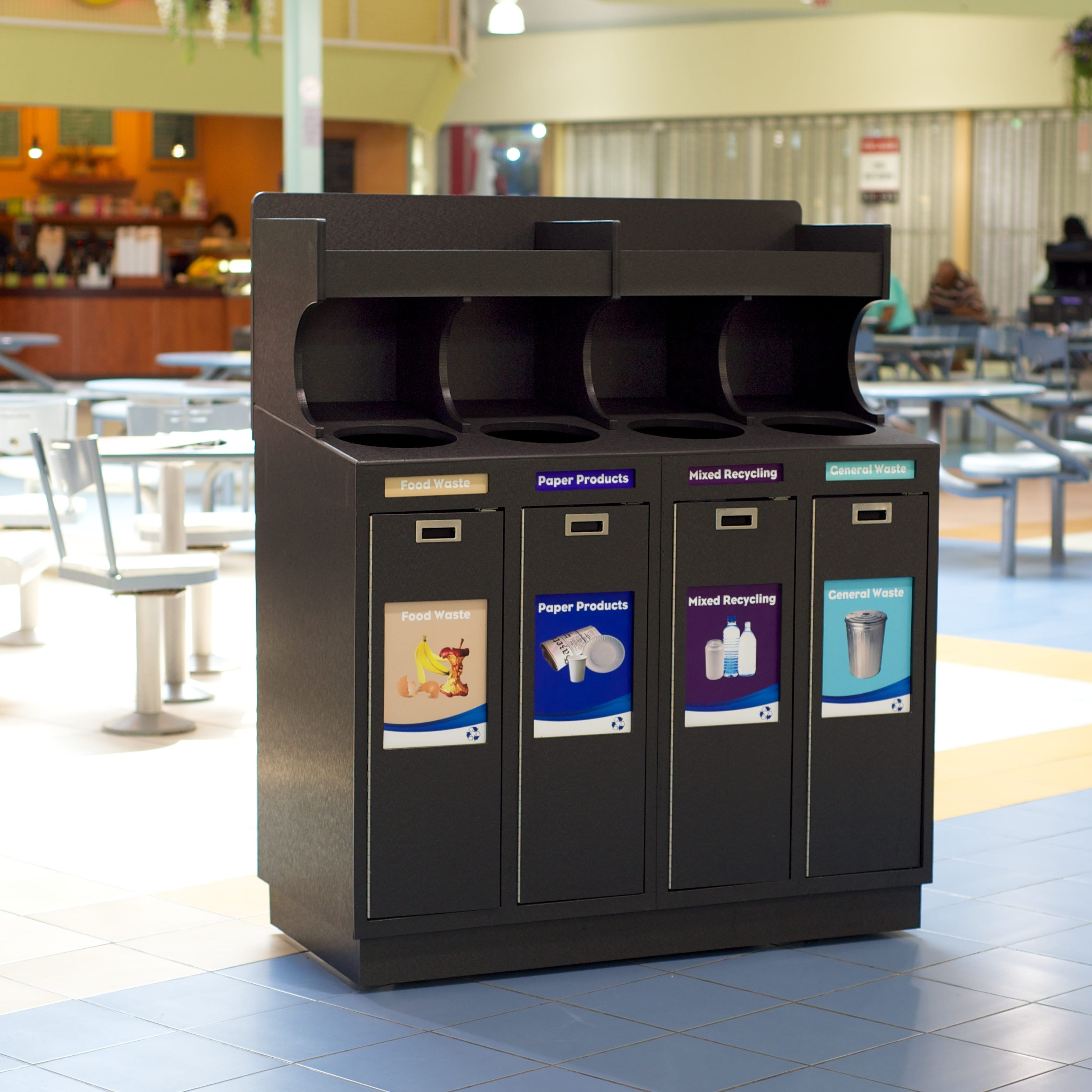 Waste & Recycle Bins