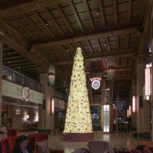 royal york hotel christmas decor