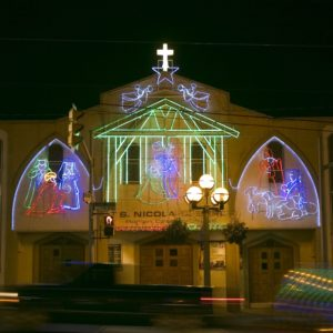 custom nativity scene