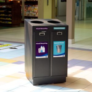 Indoor Waste & Recycling Containers