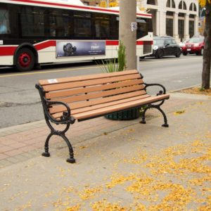 Sustainable Benches