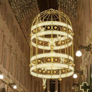 cali illuminated cage