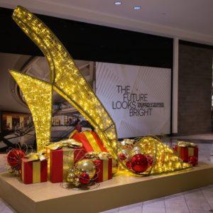 3 dimensional illuminated shoe