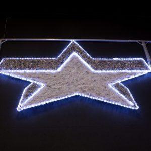 montebello star corridor display