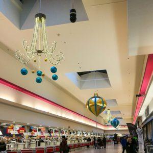 mackay illuminated chandelier