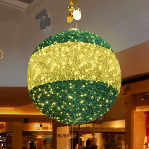 offenburg illuminated ornament