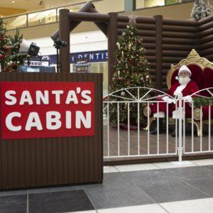 northgate centre santa cabin