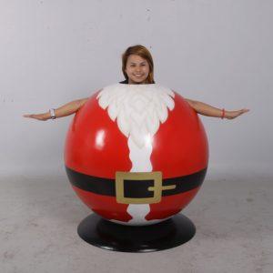 santa christmas character