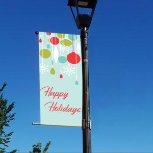 christmas ornaments banner 3