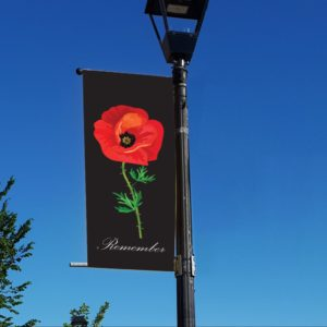 Remembrance Day Banners