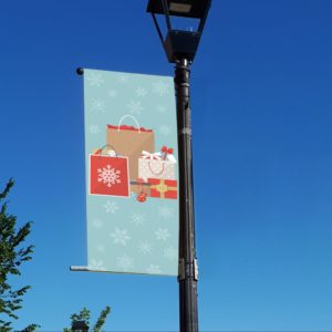 presents 2 banner