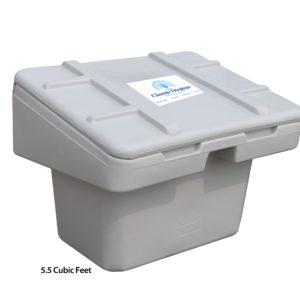 Winter Safety Salt or Storage Bin