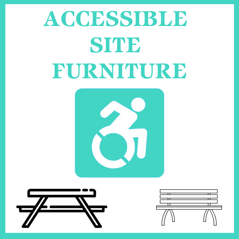 Accessible Site Furniture