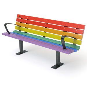 Contour Pride Bench