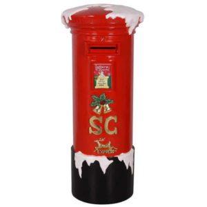 Father Christmas Post Box