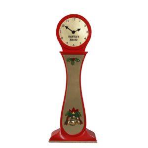 Santa Set Clock